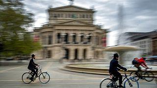 La bicicleta es un medio de transporte muy demandado en Alemania