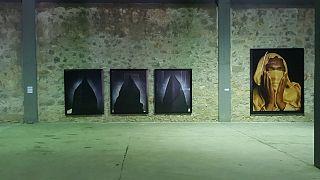 Έκθεση φωτογραφίας του Αντρές Σεράνο
