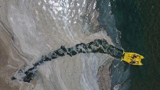 Τουρκία: «Νεκρή» κατά τους επιστήμονες η Θάλασσα του Μαρμαρά