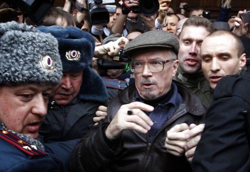 Serge y Ponomarev/AP
