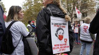 فرنسا تتشدد في اجراءات تلقيح العاملين في القطاع الصحي