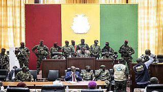 Guinea junta hosts talks on post-coup transition