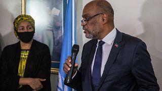 Haiti : le Premier ministre visé par la justice pour le meurtre de Jovenel Moïse