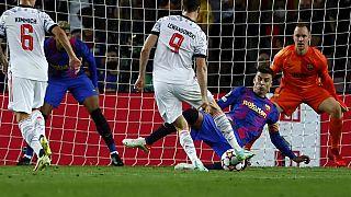 Bayern Sieg in Barcelona