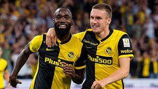 Ngamaleu, Lukaku star in dramatic Champions League night