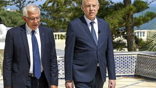 Tunisia President Saied says 'mafia' in charge of country