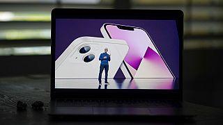 Παρουσίαση προϊόντων της Apple