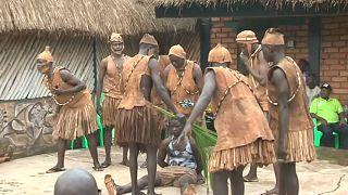 Centrafrique : révolution musicale et instruments traditionnels