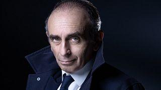 Fransız yazar Éric Zemmour