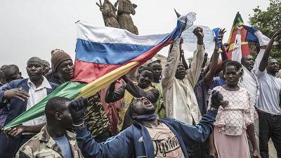 """Mali : """"aucune négociation officielle en cours"""", selon le Kremlin"""