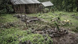 Ethiopie : après le massacre, le village de Chenna aux allures de cimetière