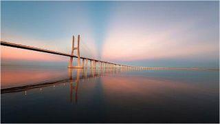 صورة لمشروع إنشاء جسرٌ بطول 32 كيلومتراً يربط إيرلندا الشمالية بإسكتلندا