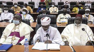 Guinée : forte affluence pour la concertation nationale