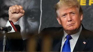 ABD'nin eski Başkanı Donald Trump