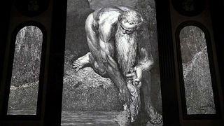 Dante exhibition