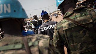 """Centrafrique : retrait de 450 Casques bleus gabonais pour """"abus sexuels"""""""