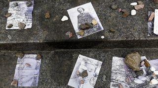 Фотографии жертв массовых убийств в Бабьем Яру