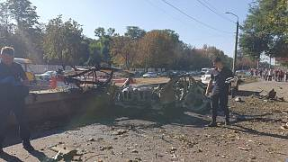 The deadly explosion occurred early on Wednesday morning.