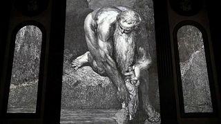 Dante sergisi