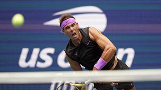 نجم كرة المضرب الإسباني رافايل نادال