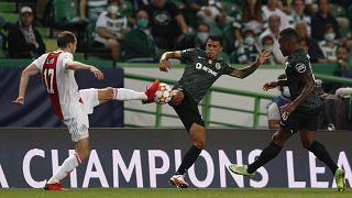 Sporting - Ajax
