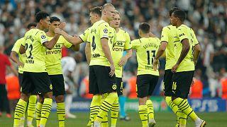 BVB gewinnt in Istanbul, Leipzig geht in Manchester unter