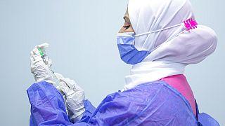 Virus Outbreak Egypt