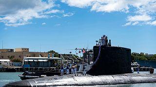Anlaşma kapsamında Avustralya en az sekiz nükleer enerjili denizaltı inşa edecek