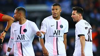 Champions League wins for City, Liverpool as Messi's PSG draw