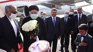 سفر ابراهیم رئیسی به تاجیکستان
