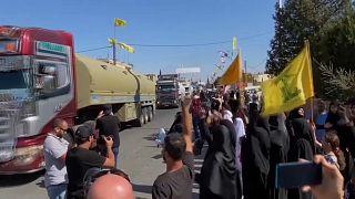 Libanon erhält Öl-Lieferungen aus dem Iran