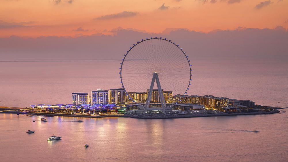 La rueda de observación más grande del mundo se abre al público el 21 de octubre
