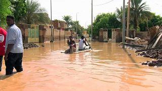 Flooding in Sudan