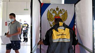 انتخابات پارلمانی در روسیه