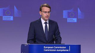 المتحدث باسم المفوضية الأوروبية بيتر ستانو