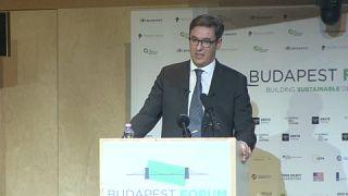 Gergely Karacsony, alcalde de Budapest