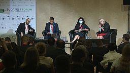 Budapest Forum: Europäische Bürgermeister machen sich für Demokratie stark