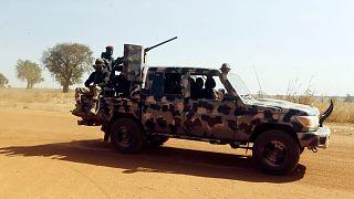صورة أرشيفية لجنود نيجيريين