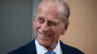 İngiltere Kraliçesi II Elizabeth'in nisan ayında 99 yaşında vefat eden eşi Prens Philip