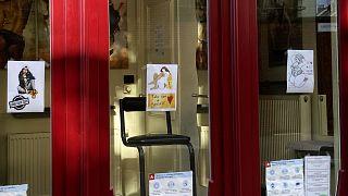Belçika'nın başkenti Brüksel'de öldürülen bir seks işçisinin adı bir sokağa verilecek