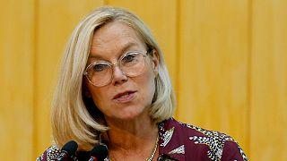Ministra dos Negócios Estrangeiros dos Países Baixos, Sigrid Kaag