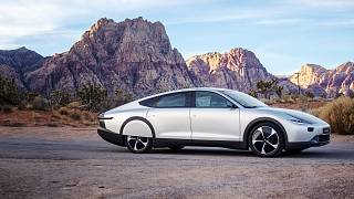 Lightyear One - the carmaker's first model is scheduled to begin production in 2022