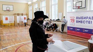 انتخابات پارلمانی روسیه