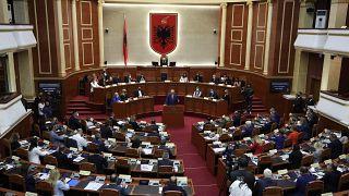 پارلمان آلبانی