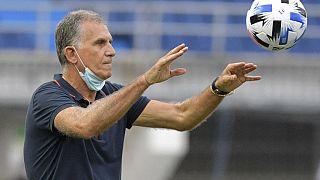 Egypte : Carlos Queiroz officiellement dévoilé comme sélectionneur
