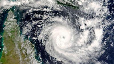 Cyclones could soon devastate Europe.