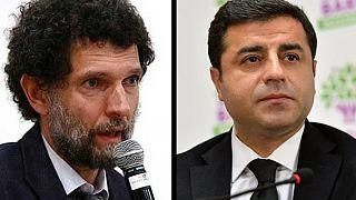 Osman Kavala ve Selahattin Demirtaş