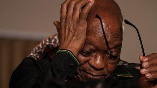 Afrique du Sud : la condamnation de Jacob Zuma confirmée par la justice