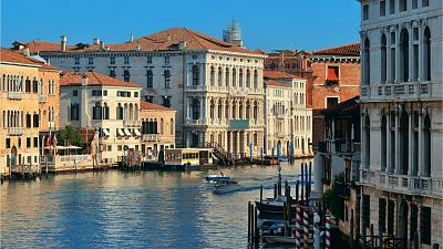 Local people are leaving Venice because of rising living costs
