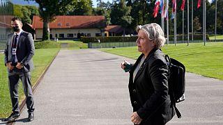 وزيرة الدفاع الهولندية أنك بيليفيلد